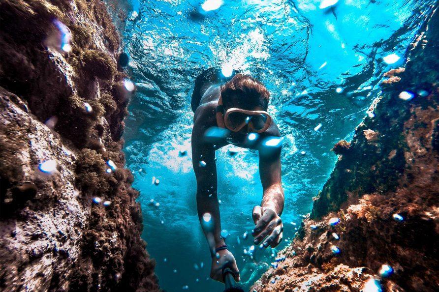 plongée snorkeling Deauville