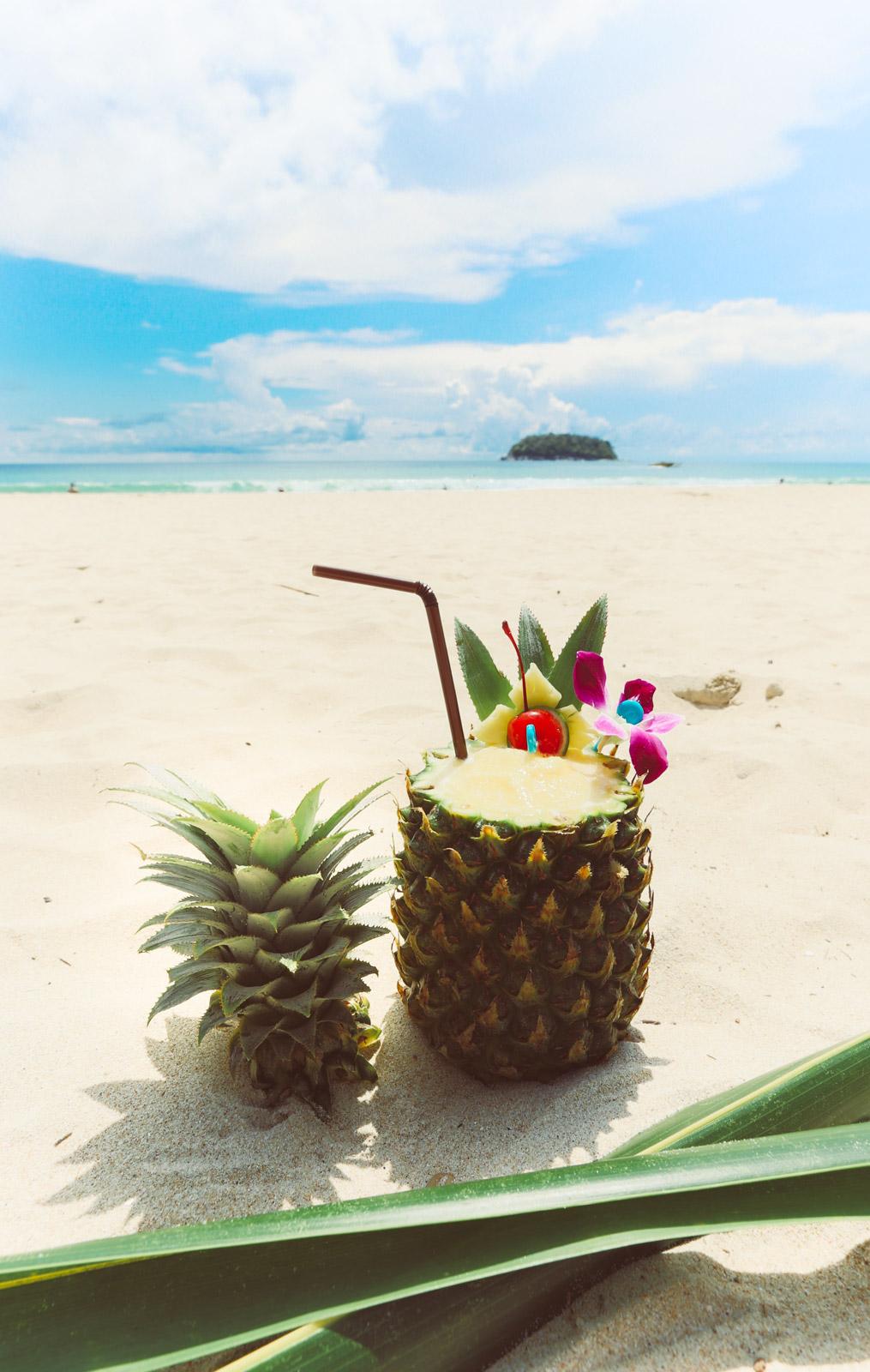 Célébrez votre anniversaire avec le dîner sous la tente à la plage !