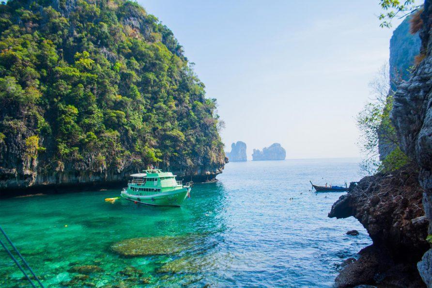 Notre excursion en bateau sur l'île secrète est faite pour vous