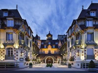 Hôtel le Normandy Deauville
