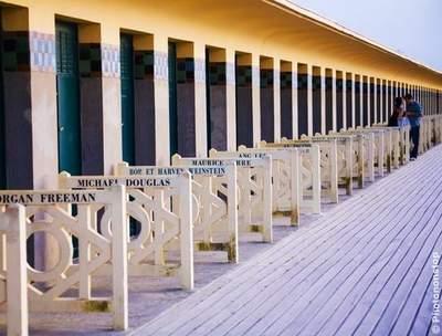 Promenade des planches Deauville