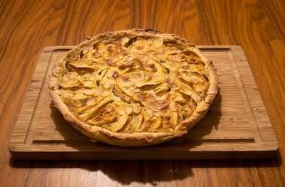 Vous trouverez des pommes dans de nombreux desserts de la cuisine normande