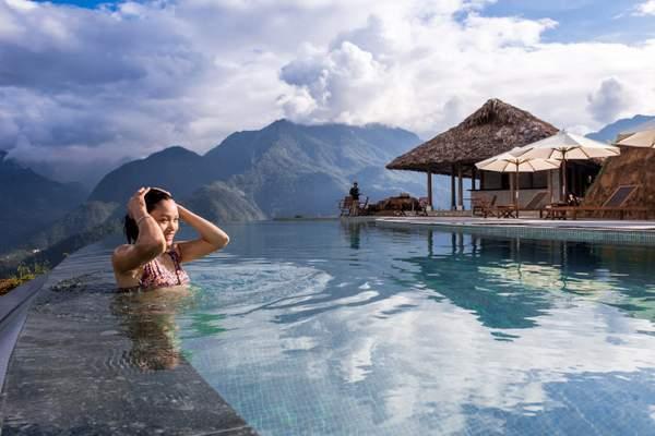 Topas Ecolodge est un excellent endroit pour séjourner à Sapa, au Vietnam.
